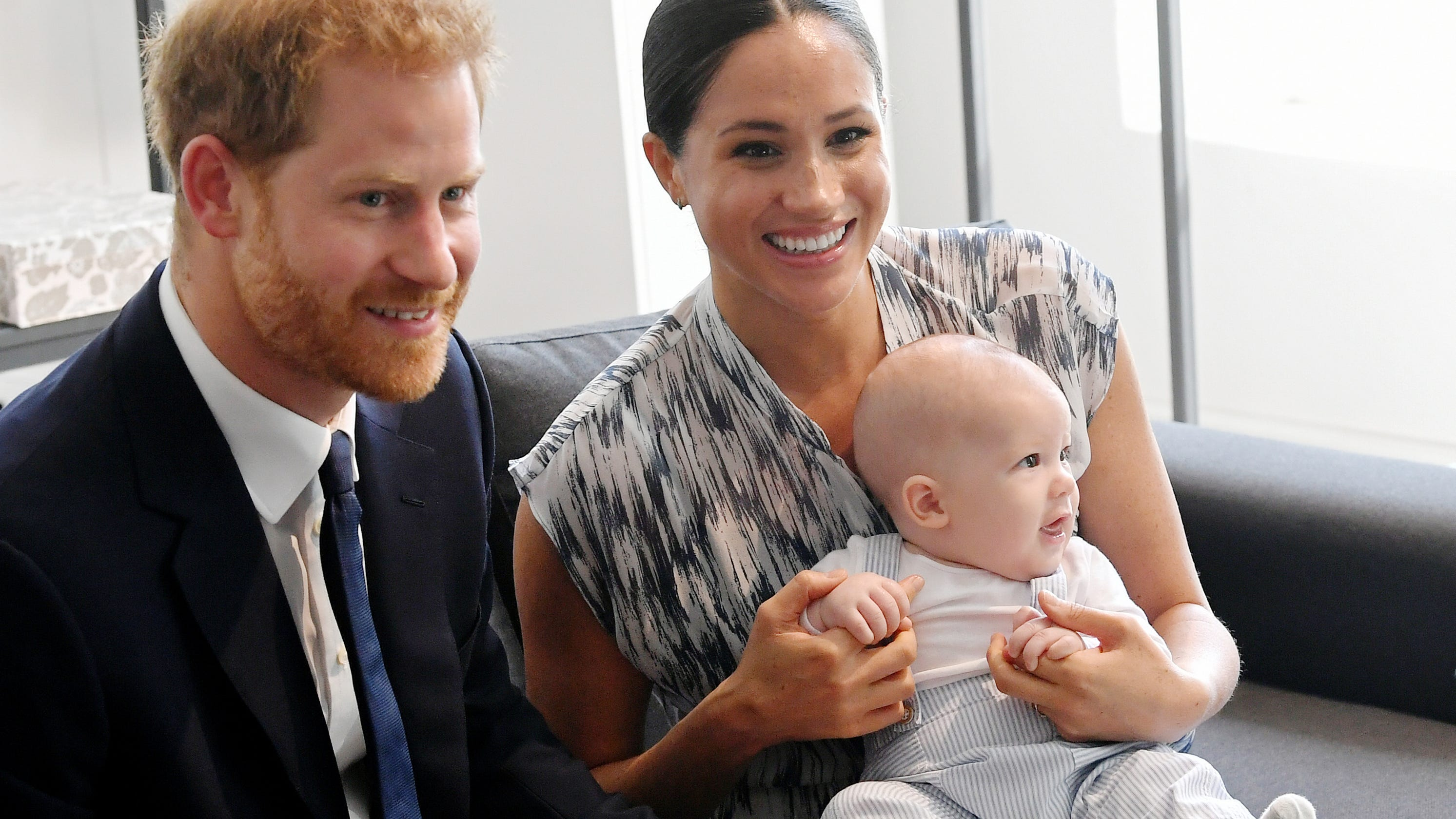 Happy birthday, Archie! Harry and Meghan's baby turns 1 in LA, far from birthplace, royal family