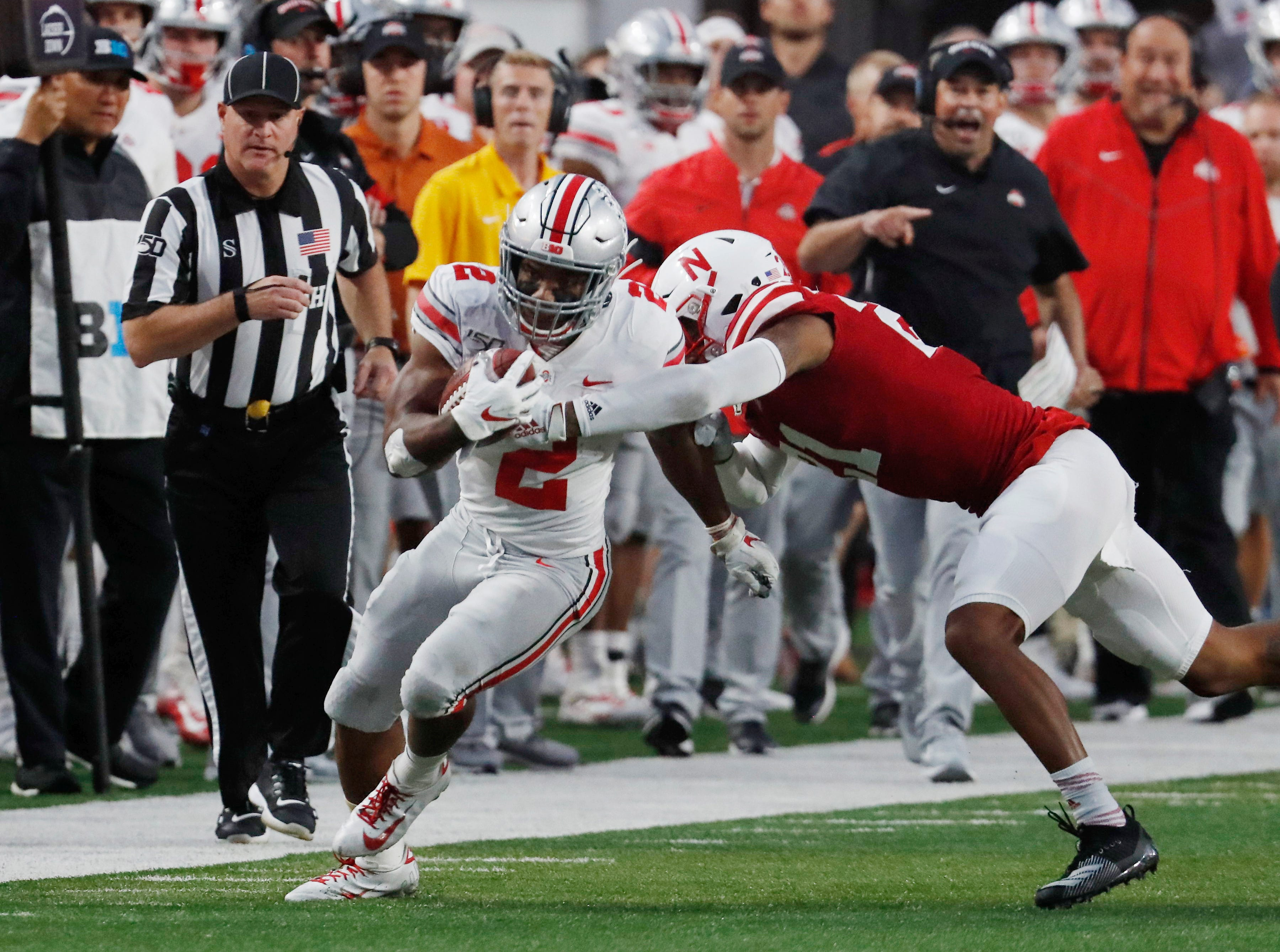 Ohio State stays No. 1, but Big Ten rivals Wisconsin and Michigan fall in NCAA Re-Rank 1-130