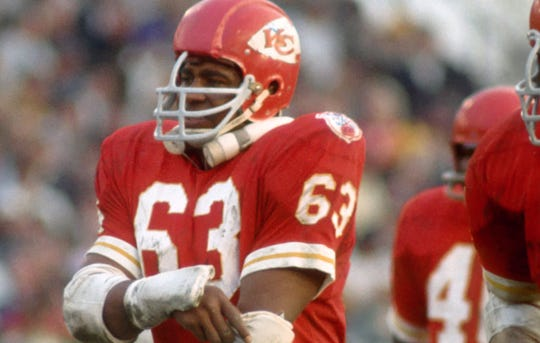 Willie Lanier played in eight Pro Bowls and was named a First Team All-Pro three times.