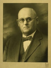 Handout portrait of W.K. Kellogg, founder of Kellogg Co. and W.K. Kellogg Foundation.