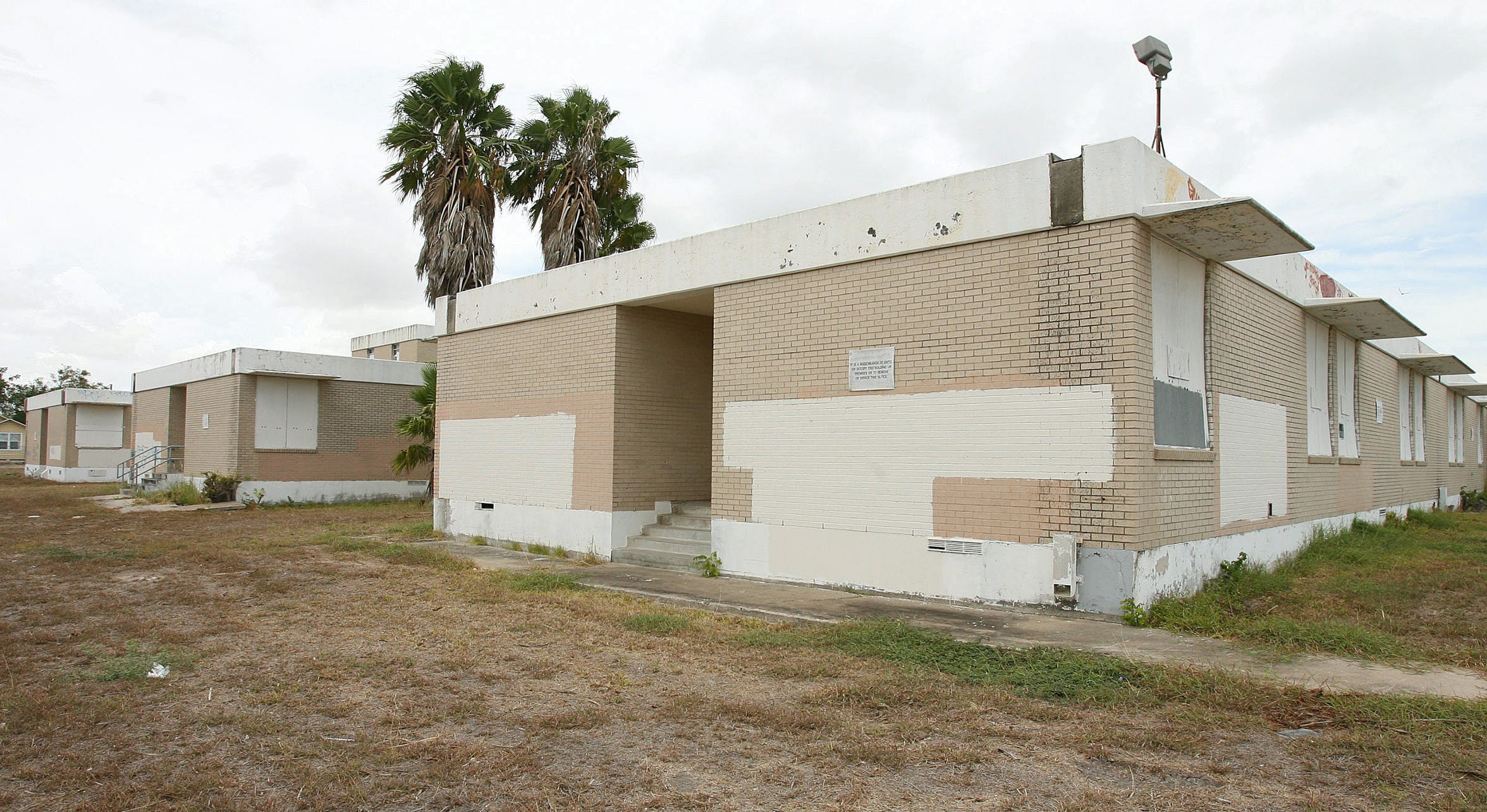 The Corpus Christi Osteopathic Hospital closed in 1990. The building, pictured here in 2009, was eventually purchased by Del Mar College and demolished in 2013.