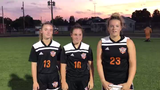 Waverly girls soccer defeated Minford 5-0 on Tuesday as Zoiee Smith, Loren Moran, and Amelia Willis all scored for the Tigers.