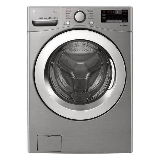An LG washing machine made in Clarksville