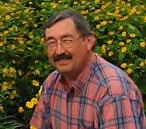 David Baker, pictured in 2008