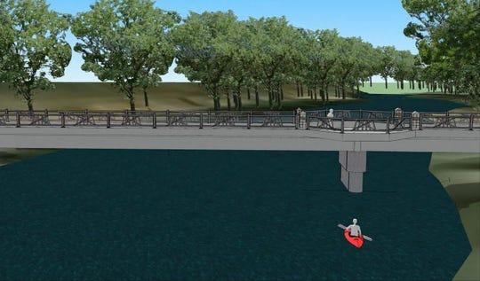 Beaver Creek Crossing render