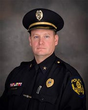 Fremont, Mich., Police Chief Randall Wright