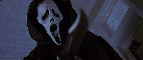"""Ghostface in """"Scream."""""""