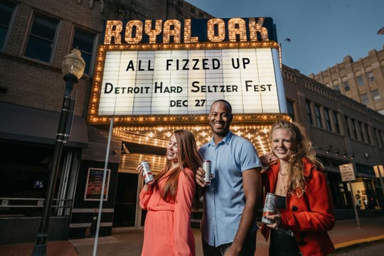 All Fizzed Up is the city's first hard seltzer event.