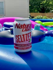 Anheuser-Busch came out with Natural Light hard seltzer this summer to join the trend.