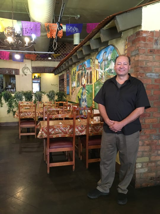 At Los Galanes on Bagley Street and 23rd, owner James Galan says the multi-year construction project on I-75 was much more of a problem for his business than the Bagley Streetscape redo.