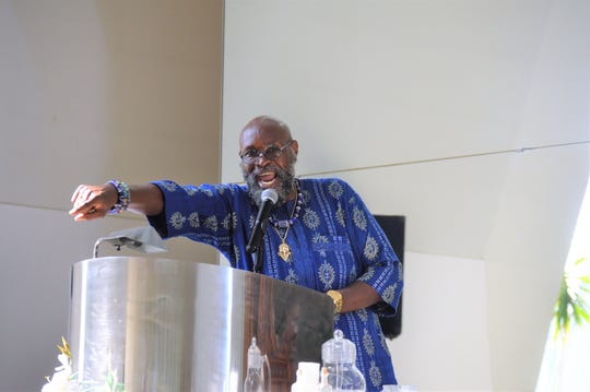 Pastor Lawrence Foster