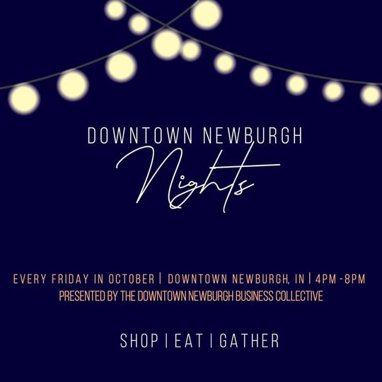 Newburgh Nights run on Fridays through the end of October.