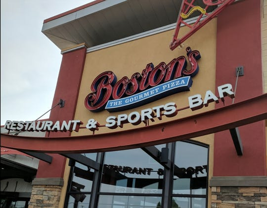 The Boston's restaurant in Newburgh has permanently closed.