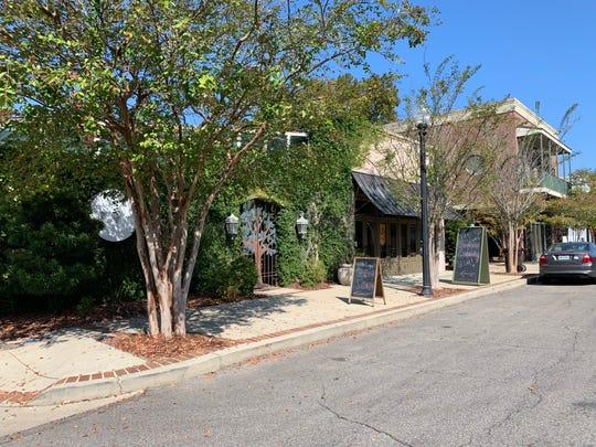 Vikki Layne's Bar and Grill on Walnut Street in Hattiesburg was vandalized Sunday or Monday, Sept. 29-30, 2019.