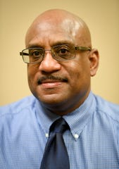 New Human Rights Commission director, Rev. Charles Johnson, Wednesday, October 2, 2019.