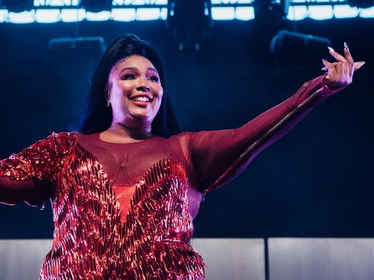 Lizzo will perform Dec. 10 at Bankers Life Fieldhouse.