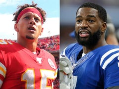 NFL Week 5: Colts vs. Chiefs odds, injuries, who's out, trends, TV, radio