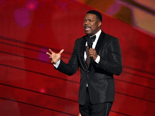 Chris Tucker will perform Nov. 24 at Old National Centre.