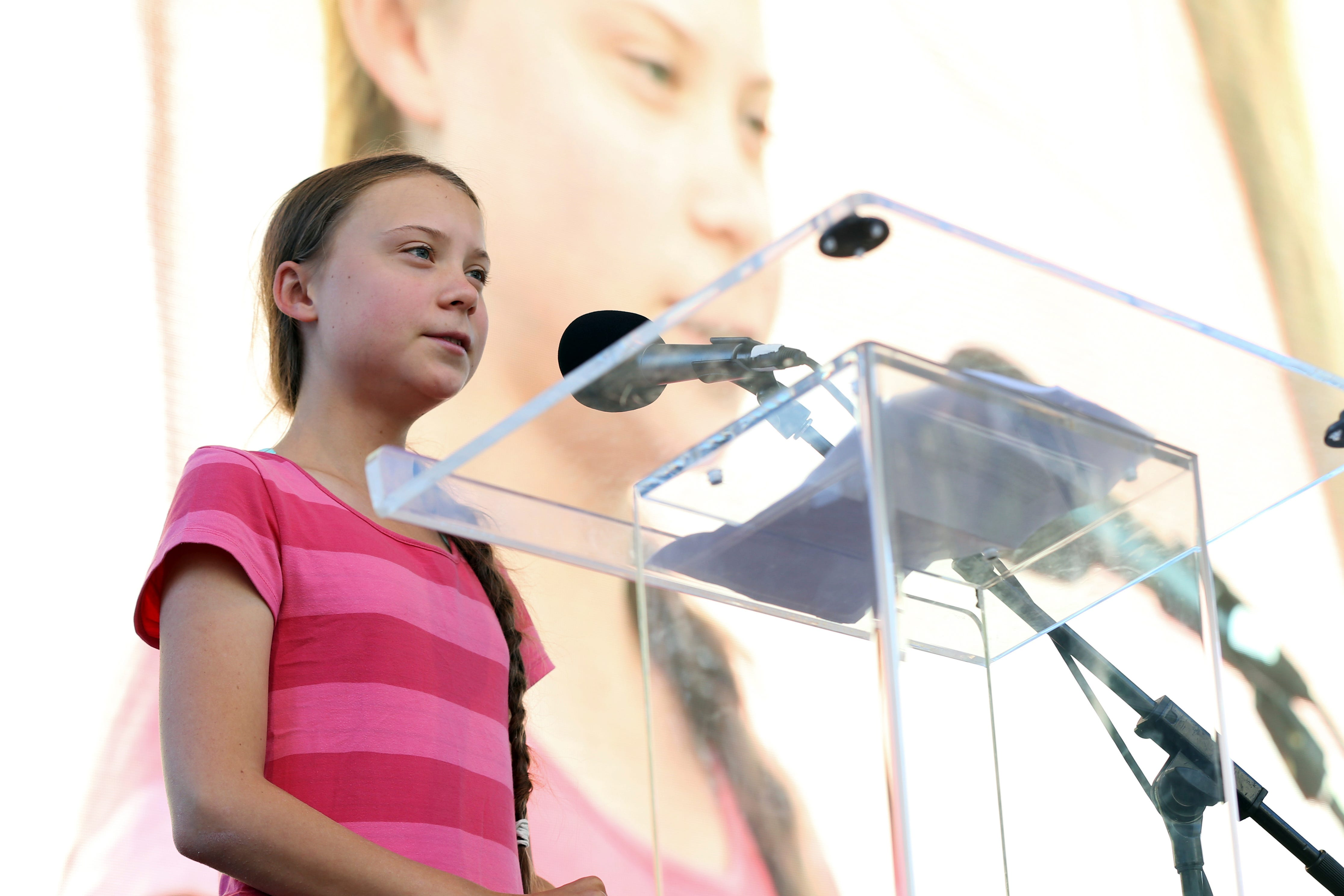 Greta Thunberg to join Iowa City climate protest, started by a middle school student