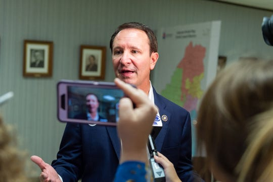 Attorney General Jeff Landry's office filed a lawsuit, arguing the board violated open meetings law when they met to approve the superintendent's contract.