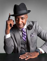Actor and comedian J.B. Smoove