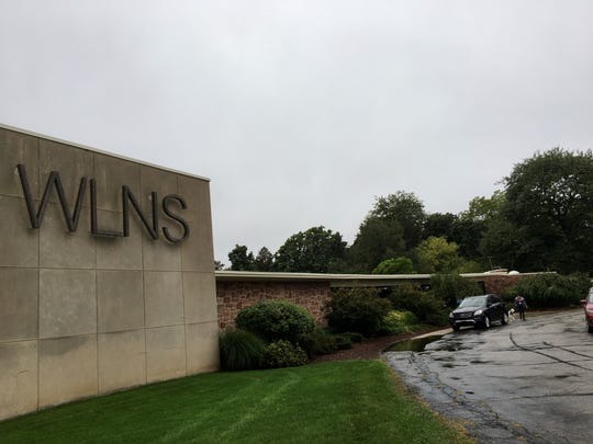 WLNS TV-6 offices in Lansing on Oct. 2, 2019.