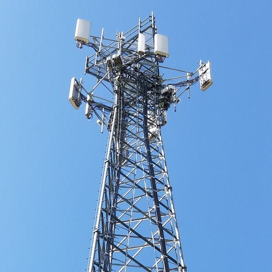 U.S. Cellular cell tower