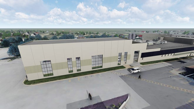 Chr. Hansen Inc.'s planned expansion in West Allis would receive $1.39 million in city financing help under a new proposal.