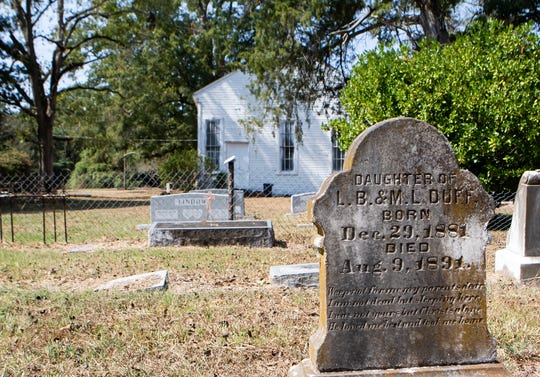 Alto Presbyterian Church in Alto, La. is seeking funds to help in restoration of the century-old structure. The church was built in 1873, and the cemetery behind the church predates the chapel.