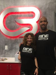 "Denville's new CycleBar aims to be ""a premier indoor cycling franchise"" offering a low-impact cycling experience for all ages."