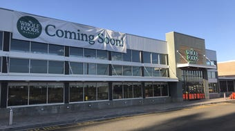 Whole Foods announced the long-awaited opening of its Parsippany store will take place on Nov. 6. See what else is coming to Waterview Marketplace.