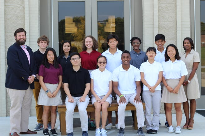 Twelve seniors from LAMP High School qualified as National Merit Semifinalists.