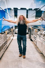 Jamey Johnson's 8th annual Homecoming Concert is Sunday at Riverwalk Stadium in Montgomery