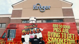 Barbecue food truck owners John and Mylica Cathey are partnering with Kroger for a new concept