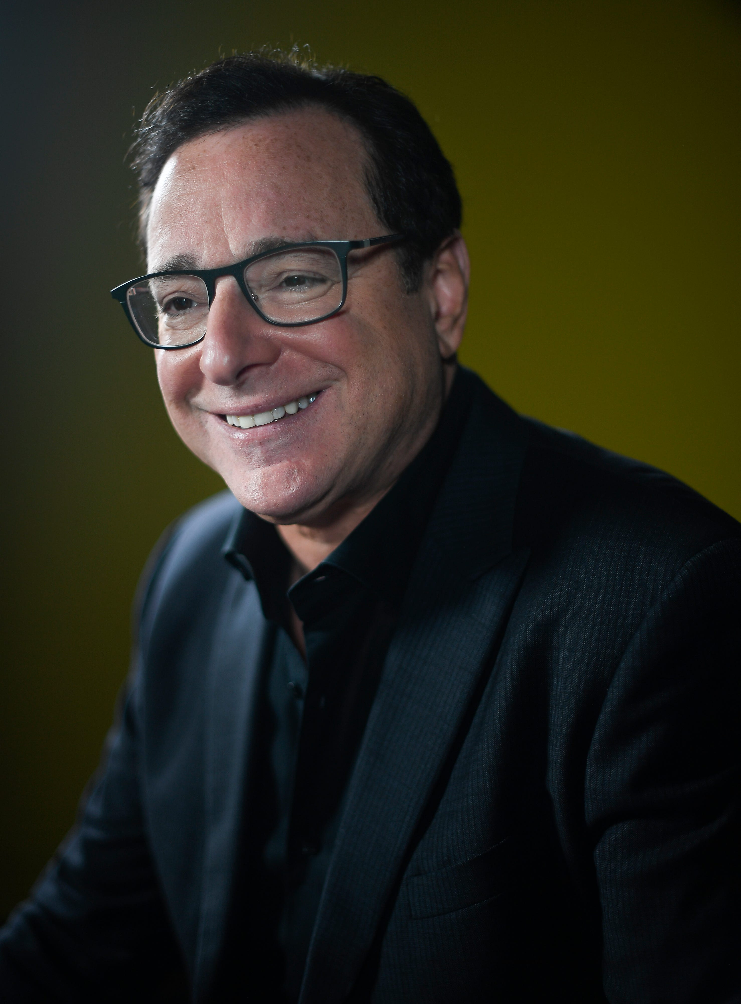 Bob Saget knows you think you know him. You don t.