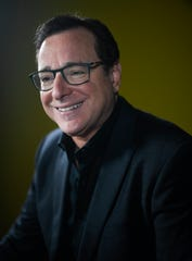 "Bob Saget will host the new game show ""Nashville Squares,"" an official spinoff of ""Hollywood Squares"" for CMT."