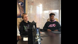 On Tuesday, Oct. 1, three students discussed the act of kindness that has bonded them together.