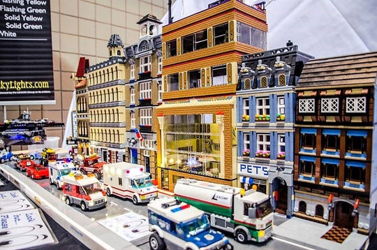A popular Lego convention series  will return to Wilson County to start its 2020 schedule.