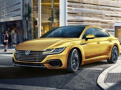 The 2019 Volkswagen Arteon offers luxurious accouterments and a full suite of safety enhancements.