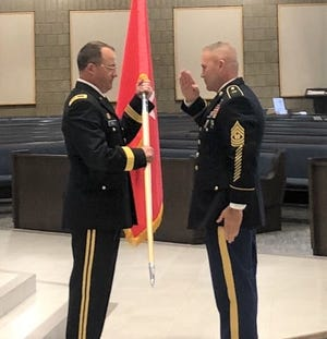 Northville resident Jeff Terrill was recently promoted to Brigadier General in the U.S. Army's National Guard.
