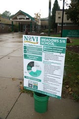 In the upcoming Novi School District bond voters will decide whether the district can work on updating the Novi Meadows complex, repurposing some of its existing buildings - and build a new school structure to its northwest close to Parkview Elementary.