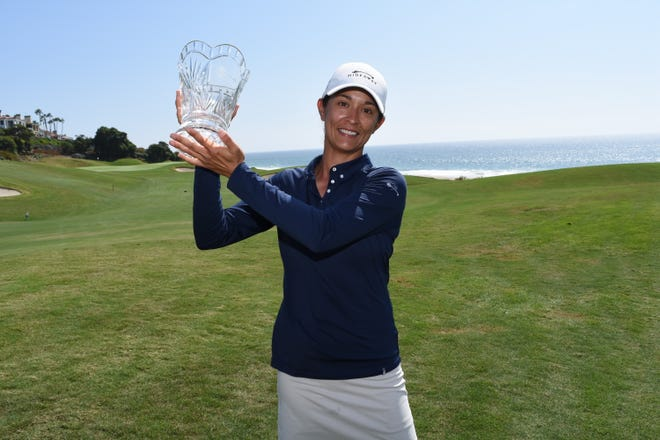 Lehua Wise of the Hideaway Golf Club in La Quinta won the SCPGA Women's Section Championship at Monarch Beach Golf Links