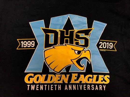 New Desert Hot Springs High School logo.