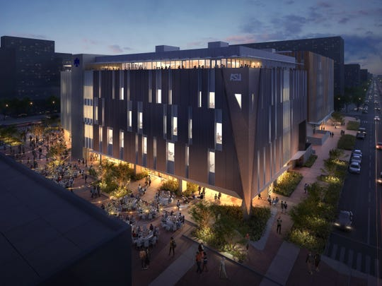 The Thunderbird School of Global Management, part of Arizona State University, will have a new building in downtown Phoenix.