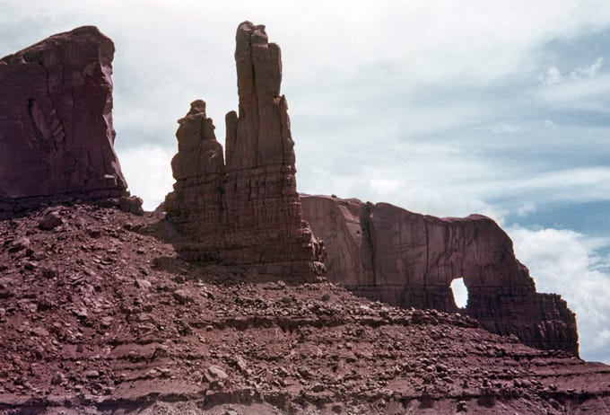 """Arizona landscape photography featured in the Heard Museum exhibit """"Through the Lens of Barry Goldwater."""""""