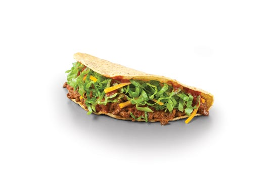 Download the Taco John's app to receive a free Crispy Taco on National Taco Day, Oct. 4, 2019.