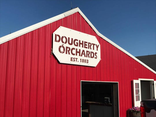 Dougherty Orchards will host Anabelle's Halloween Party on Friday.