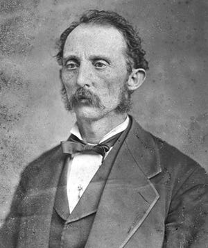 Tom Bennett, a Civil War hero and fifth mayor of Richmond, was reelected four times.
