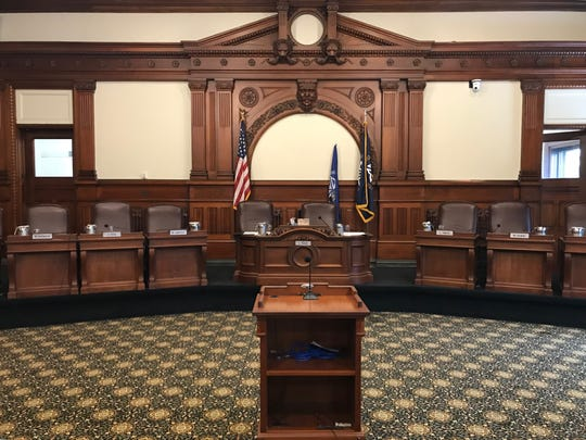 Rochester City Council Chambers