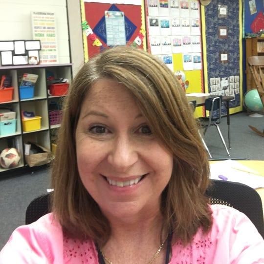 Third grade teacher Stacey Schmidt of Buck Lake Elementary.